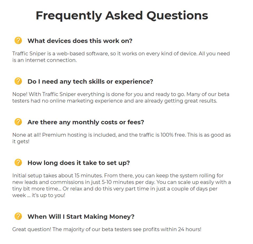 FAQ-of-Traffic-Sniper