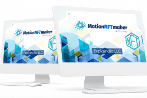 MotionNFTmaker Review – All You Need To Make A Crypto Art NTF With A Minute