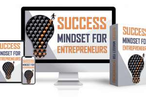 Success Mindset For Entrepreneurs PLR Review – The Quickest And Easiest Way To Profit From One Of The Hottest Self-Help Sub-Niches