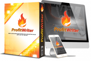 ProfitWriter Review – Creates Next-Gen Sales Letters And Marketing Scripts With An A.I.Powered Tech Revolution