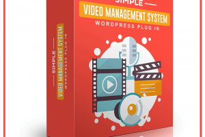 Simple Video Management System Review – Remove All The Scary Parts Of Using Videos On Your Site
