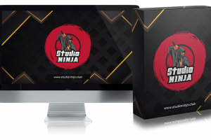 Studio Ninja Review – Create Studio-Quality Professional Videos With Massive Library Of Virtual Assets