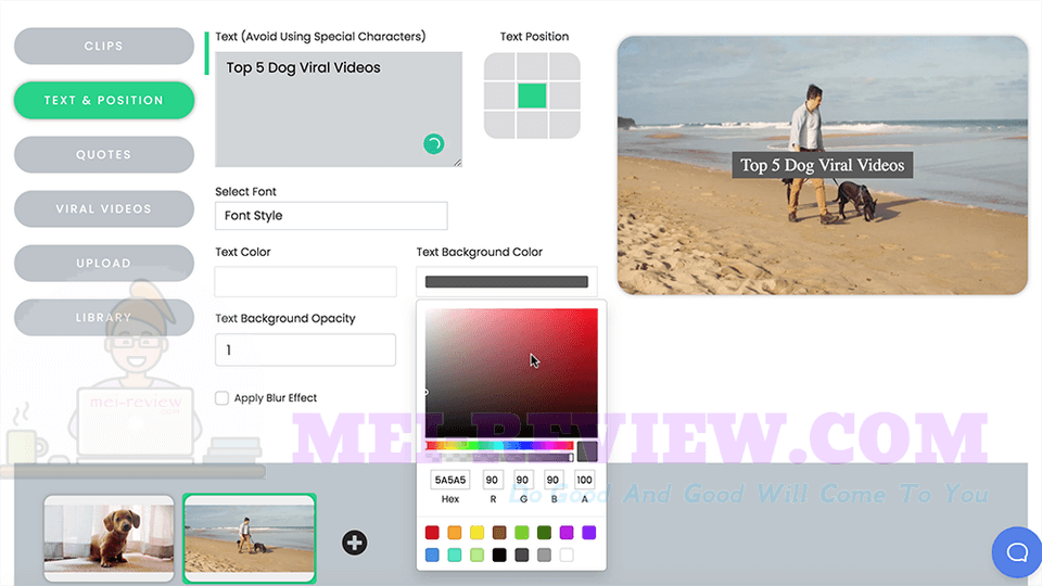 AgencyReel-2-0-demo-3-Create-New-Video-Content-Find-Viral-Topics