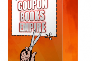 Coupon Books Empire Review – How To Create A Simple Printable Coupon Books And Get Lifetime Profits