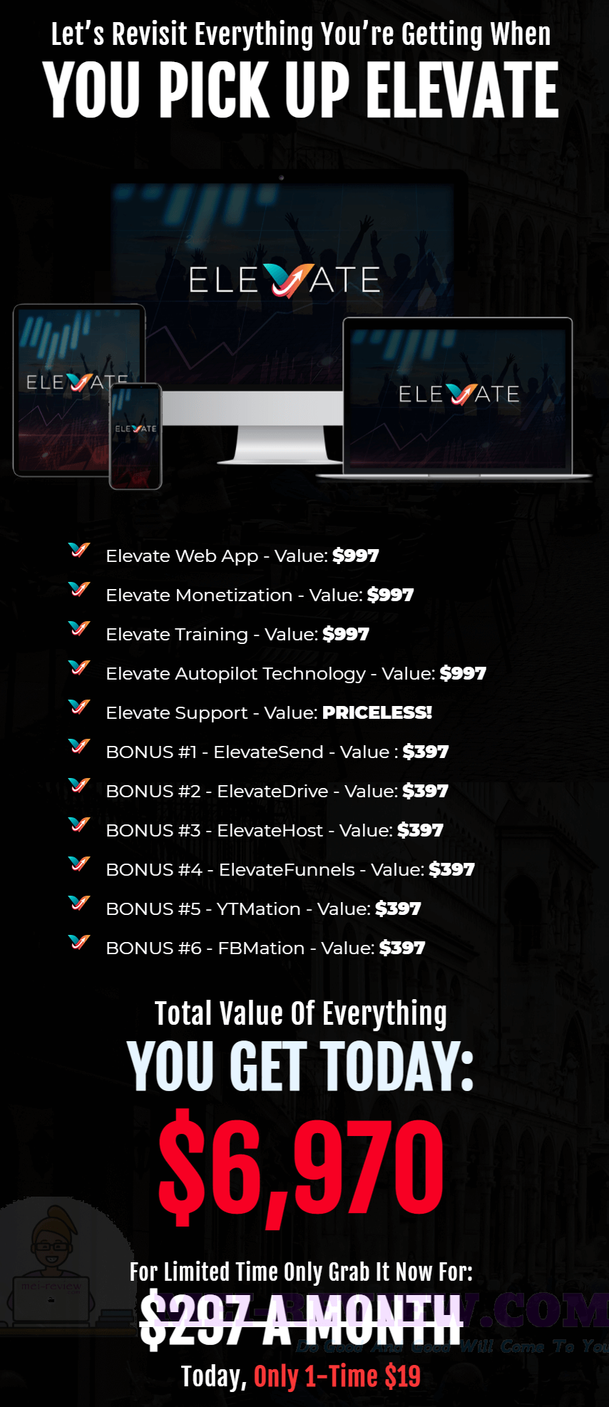 Elevate-price