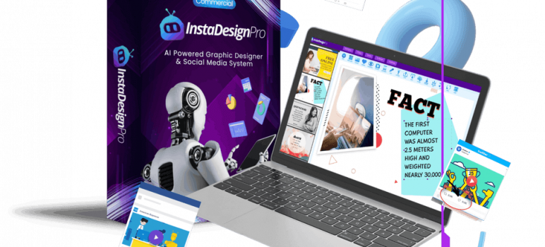 InstaDesignPro Review – AI-Powered Software Conquers The Graphic Design World