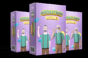 Levidio Animatoon Volume 2 Review – Studio Quality 3d & 2d Animation Video In 2 Minutes