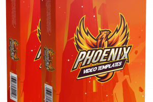 Phoenix Video Templates Review – No More Stress & Hassle To Create Video Promotions That Sells