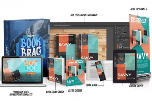 Book Brag Marketing Kits Review – DFY Product Launch Announcement Suite To Promote Any Product