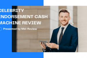 Celebrity Endorsement Cash Machine Review – Working With Celebrities Will Be No A Big Deal With This Course!
