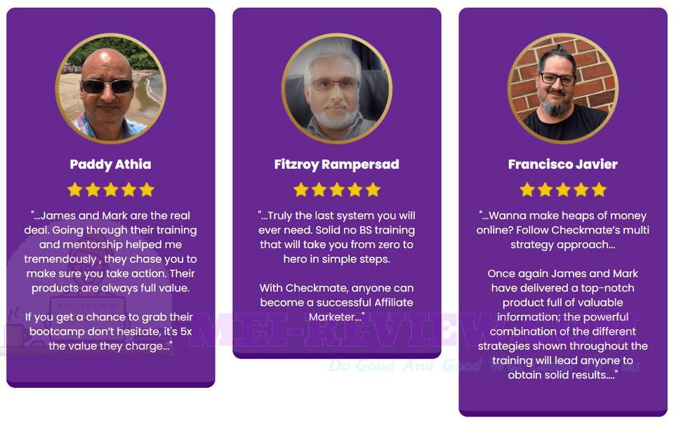 CheckMate-feedback