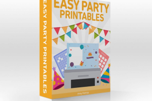 Easy Party Printables Review – The Insane Way To Get Profits From The Fire Party Printables Niche