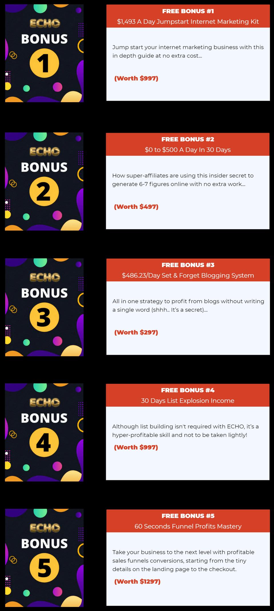 Echo-Bonus