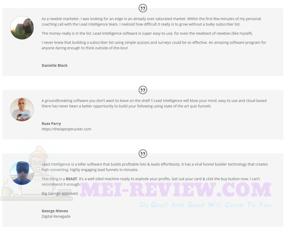 Lead-Intelligence-feedback