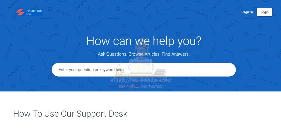 Loopz-Support-Desk