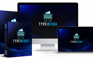 Type4Cash Review – The Most FoolProof Way Of Making Money Online Packed With Advanced Features