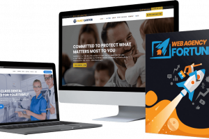 Web Agency Fortune Review – Professional Done-For-You Websites For You And Local Businesses