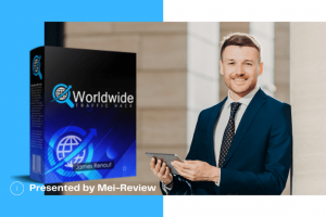 Worldwide Traffic Hack Review – The Hottest New Traffic & Conversion Strategies That Turn Any Kind Of Traffic Into Sales