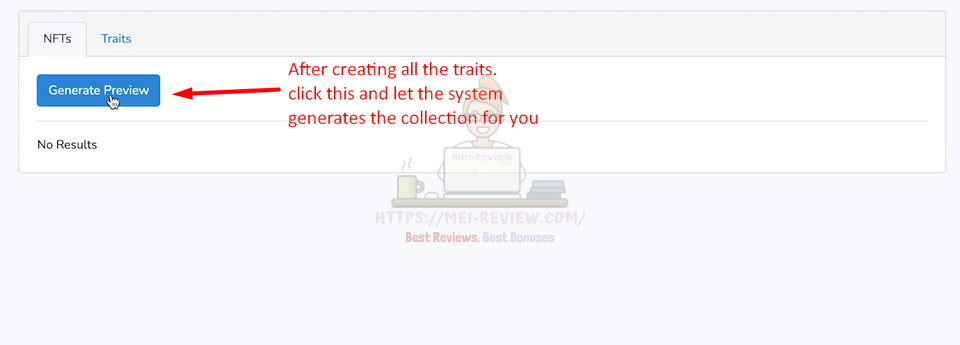 NFT-Collection-Maker-Demo-8-generate-preview