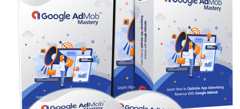 [PLR] Google AdMob Mastery Review – Selling 'High-In Demand' Info Product Hands Free