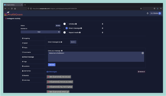 ProfitGram-feature-6-BLAST-Schedule-Or-Drip
