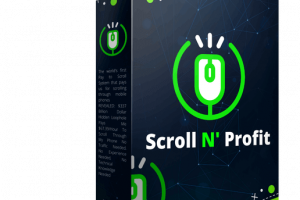 Scroll N' Profit Review – The Easiest Way To Wrack The Affiliate Marketing