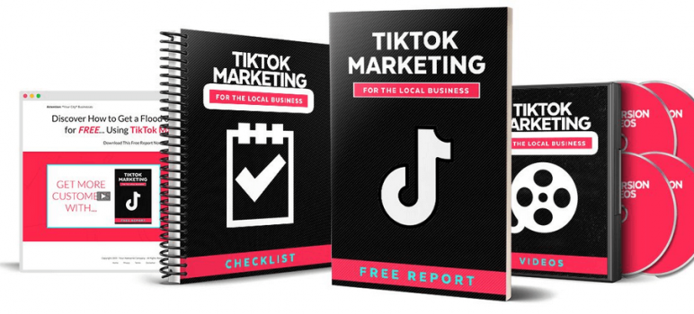 Tiktok Marketing Secrets PLR Review – Tiktok Marketing For The Local Business