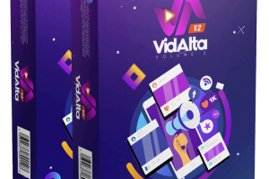 Vidalta Volume 2 Review – No More Spend Thousand Of Dollars To Get Video Done By Professional