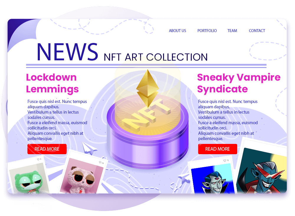 join-NFT-industry-with-NFT-Collection-Maker